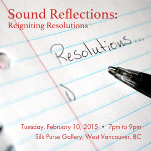 Resolution List Square 300x300 Sound Reflections: Reigniting Resolutions