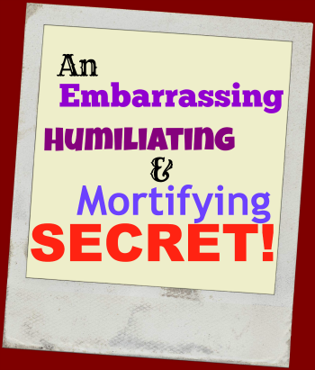embarrassing secret Bed Wetting and Financial Freedom